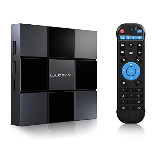 Globmall Android 7.1 Tv Box, 2018 Model X3 Smart...