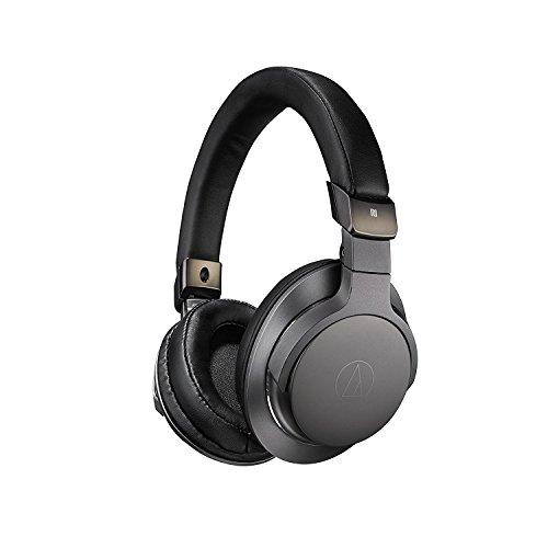 Audio-Technica Wireless Over-Ear High-Resolution Headphones ATH-SR6BTBK