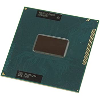 Intel Core I7 3520M CPU SR0MT 2.9GHz Turbo 3.6GHz/4M