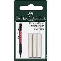 Faber-Castell 131598 - Ersatzradierer für Druckbleistift Grip Plus