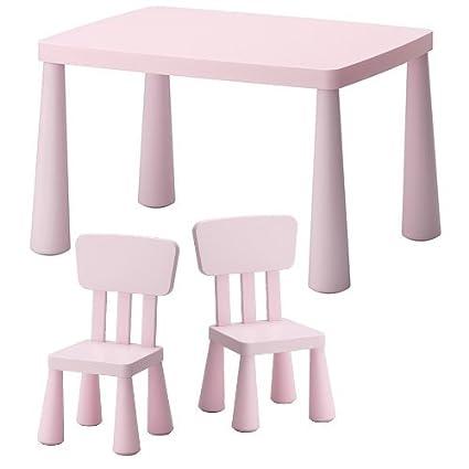 Tavolino E Sedie Ikea Mammut.Ikea Sedie E Tavolo Per Bambini Mammut Per Interni E