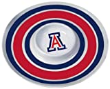 NCAA Arizona 14'' Melamine Chip and Dip