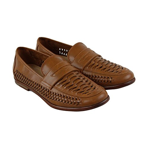 Madden Men's M-Josten Loafer, Cognac, 12 M (Mens Brown Casual Loafers)