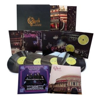 In Live Concert At The Royal Albert Hall (4 Vinyl + 2 DVD) by Roadrunner