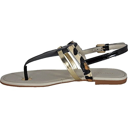 Menegatti Womens Bruno Sandal Bruno Leather Menegatti 1807 Black 1807 tqSEnz