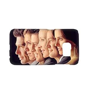Generic Boys Design With Friends Unusual For Galaxy S6 Shell Rigid Plastic