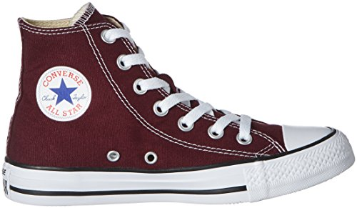 HI High Chucks Sangria CT Bordeaux Converse AS 157610C Dark wI5zTFvq