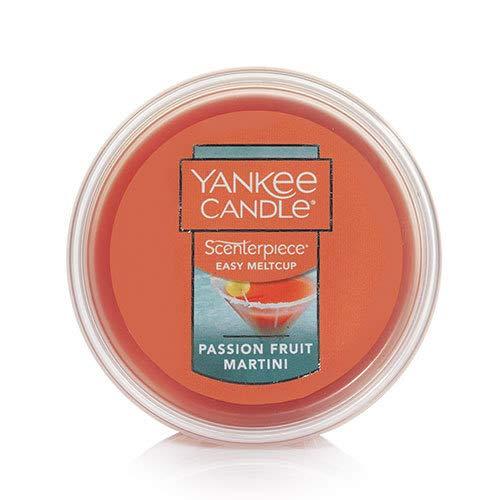 Yankee Candle Passion Fruit Martini Scenterpiece Easy MeltCup 2.2 oz,Orange