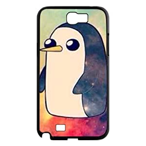 Penguin CUSTOM Cell Phone Case for Samsung Galaxy Note 2 N7100 LMc-23672 at LaiMc