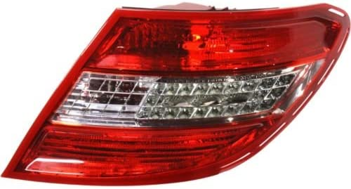 2009 Mercedes C300 Tail Light Wiring Harness from images-na.ssl-images-amazon.com