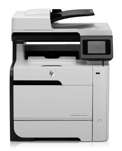 HP M475dn LaserJet Pro 400 Color Multifunction Printer (CE863A), Office Central