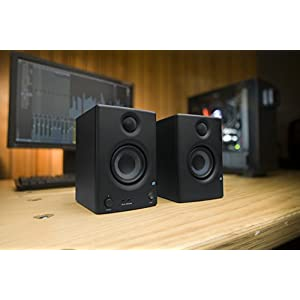 "PreSonus Eris E3.5 - 3.5"" Professional Multimedia Reference Monitors with Acoustic Tuning (Pair)"