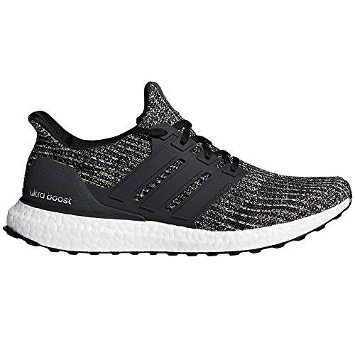 Adidas Men's Ultraboost Running Shoe, Blackcarbonash Silver, 10.5 M Us