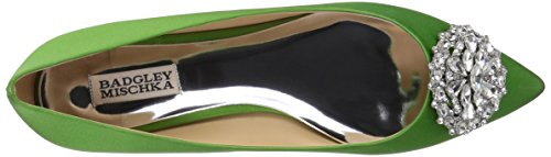 Badgley Mischka Women's Davis Pointed Toe Flat Lime sale best wholesale looking for cheap online outlet latest collections xt52vNhUx