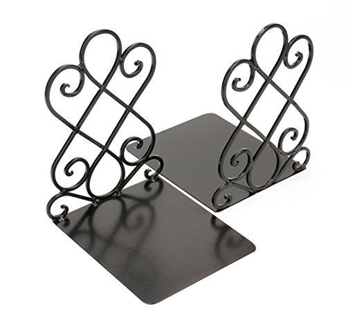 Fasmov Art Bookends Pair Black product image