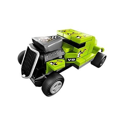 Lego Tiny Turbo 8302 Rod Rider: Toys & Games