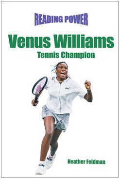 Read Online Venus Williams: Tennis Champion (Reading Power: Superstars of Sports) PDF