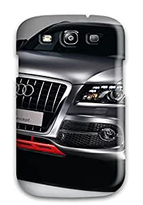 New 2009 Audi Q5 Custom Concept Tpu Skin Case Compatible With Galaxy S3