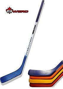 Swerd Eishockeyschläger, Hockeyschläger aus finnischer Birke mini 100cm...