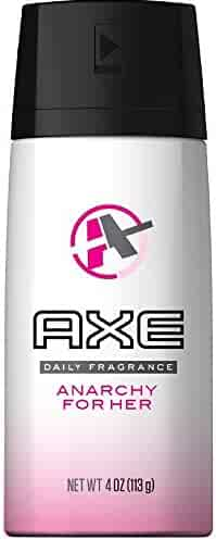 Axe Daily Fragrance Anarchy for Her 4 oz(Pack Of 3)