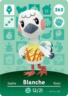 Amazon.com: Blanche – Tarjeta Amiibo de diseño de Nintendo ...