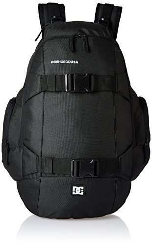 Amazon.com | DC Backpacks - DC Wolfbred Iii Backpack - Black | Casual Daypacks