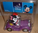 Disney Mickie and Minnie Vinyl Bank by Enesco