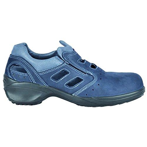 """Cofra 11130–000.d39Talla 39""""Eloisa S1P SRC–zapatos de seguridad–Azul"""