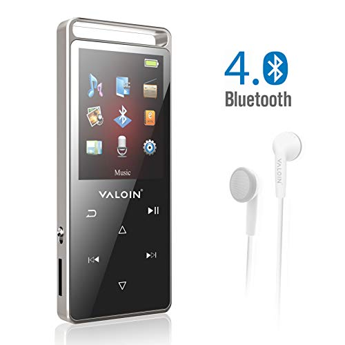 Valoin Bluetooth 4.0 MP3 Player,2019 Upgraded...