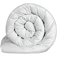 "Coca Industries Quilted 400 GSM Microfiber Comforter Winter Single Bed (60"" x 90"")"