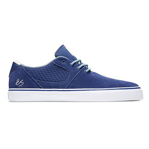 Es Scarpe Da Skateboard Accel Sq Navy / Blu / Bianco Navy / Blu / Bianco