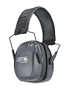 Howard Leight by Honeywell Leightning L2F Slim Folding Earmuff (R-01525)