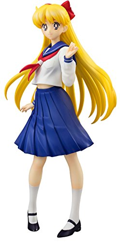 Megahouse Sailor Moon Pretty Soldier: Aino Minako World Uniform Operations PVC Figure