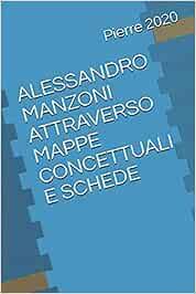 ALESSANDRO MANZONI ATTRAVERSO MAPPE CONCETTUALI E SCHEDE: 24 (le mappe di Pierre)