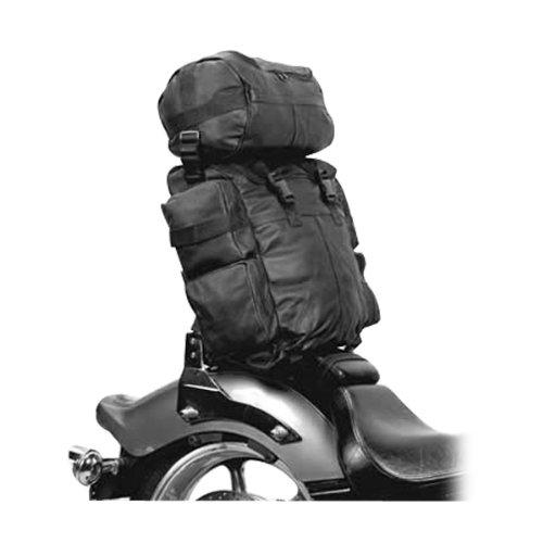 Motorcycle Backrest Luggage - 1