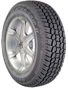 Mastercraft Glacier-Grip II All-Season Radial Tire - 205/60R15/SL 91T