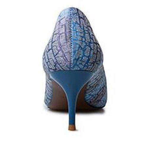 De De 5 Partie Escorte Hauts Mode Noire Blue De 4 La De Talons 5cm EU Mariage L'escroquerie Boîte De Sexy Femme Nuit UK De 37 5cm L'adolescent avec De fxqaHnAI