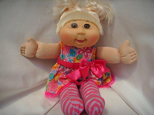 - CPK Cabbage Patch Kids Girl Blonde Hair Brown Eyes 15