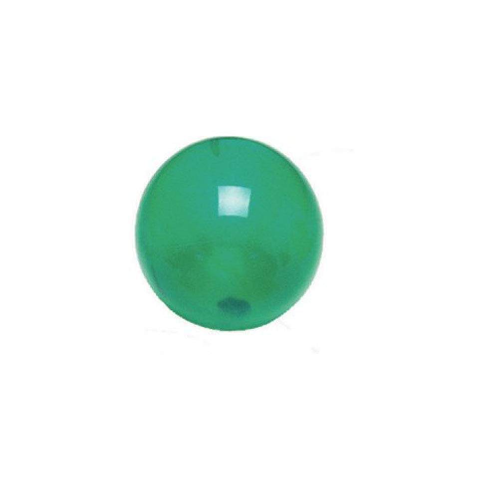 AMAYA SPORT Pelota Gimnasia Ritmica COMPETICION Transparente Verde ...