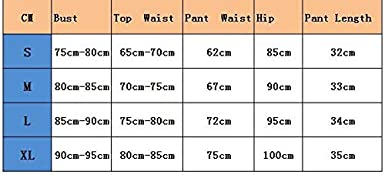Conjunto de Ch/ándal de Verano para Mujer 2 Piezas Sujetadores Deportivos Pantalones Cortos El/ásticos de Cintura Alta Entrenamiento de Culturismo