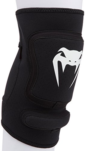 "Venum ""Kontact Evo Knee Pads, Medium/Large, Black"