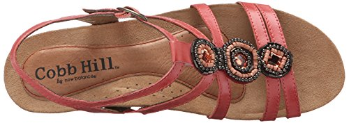 Cobb Hill Women's Hannah CH Wedge Sandal Coral visit new sale online clearance footlocker clearance Inexpensive websites sale online buy cheap very cheap ljfiLhZnIh