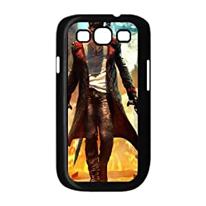 DmC Devil May Cry Samsung Galaxy S3 9300 Cell Phone Case Black 53Go-343691