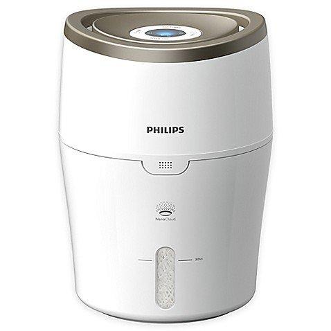 Philips 2000 Nano-Cloud Hygenic Air Humidifier-HU4804/40, Red-163