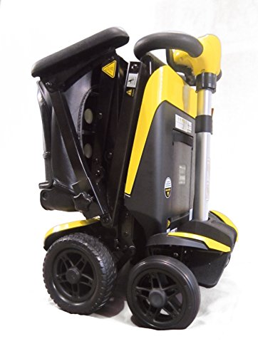 Transformer Electric Folding Mobility Scooter (Yellow) by ...