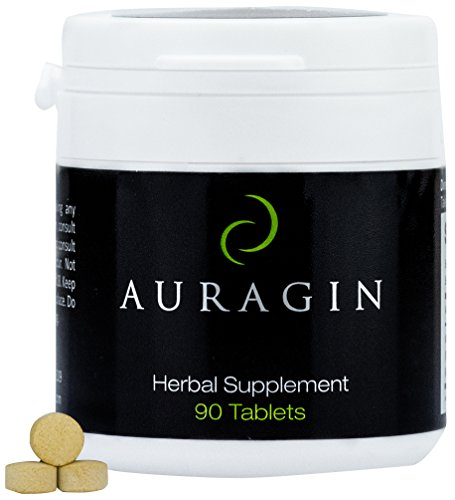 Auragin Authentic Korean Red Ginseng – Made in Korea – 6 Year Roots – No Additives or Other Ingredients – 100% Red Panax Ginseng in Every Tablet by Auragin (Image #2)