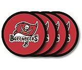 NFL Tampa Bay Buccaneers Coaster (Set Of 4)
