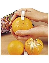 Acquisition 2pcs Plastic Fruit Rosser Set (White) + Worldwide free shiping dispense