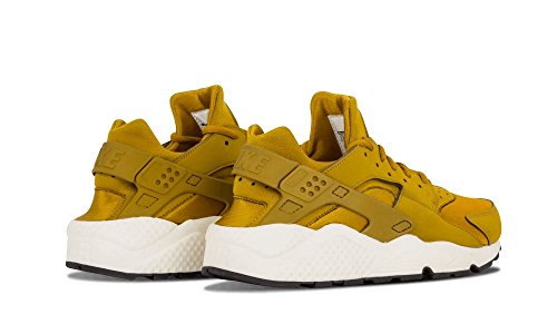 Nike Mujeres Air Huarache Run (bronce / Blanco) Talla 8 Us