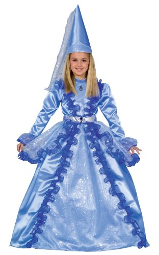 Dress Up America 562-S - Costume per travestimento da Fata Turchina ... f050a6f8f51